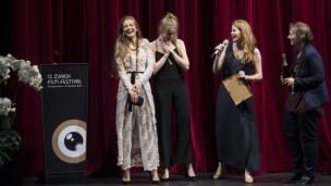 Audio «Frauen, Film und Schweiz» abspielen.