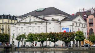 Audio «Jugendliche übernehmen Spielstätte des Luzerner Theaters» abspielen.