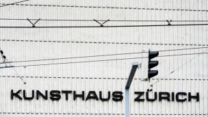 Audio ««Action» - Das Kunsthaus Zürich lässt performen» abspielen.