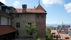 Audio «In neuem Gewand – das historische Museum Lausanne» abspielen.
