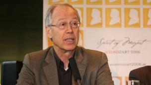 Audio «Peter Marboe, Wiener Kulturpolitiker, Intendant und Buchautor» abspielen.