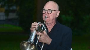 Audio «Sommer-Reprise: Franz Koglmann - Trompeter, Komponist, Wiener» abspielen.