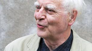Audio «Adolf Muschg zur Leipziger Buchmesse während der DDR» abspielen.