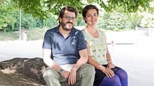 Audio «Sommerserie «Hier mit dir» – 12 Paare, 24 Biografien (8/12)» abspielen.