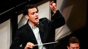 Audio «Bayreuther Festspiele: Festivaleröffnung mit Philippe Jordan» abspielen.