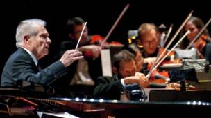 Audio «Festival da Jazz St. Moritz: Dave Grusin presents Bernstein» abspielen.