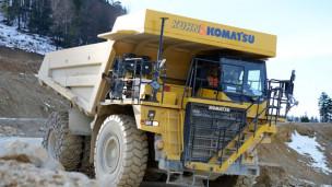 Audio «Riesen-Truck unter Strom» abspielen.