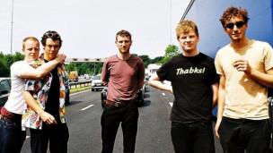 Audio «Sounds! am Sonntag mit Squid: Blutjunger Post-Punk aus Brighton» abspielen.