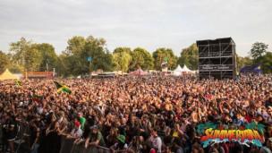Audio «Die grössten Reggae-Festivals Europas» abspielen.