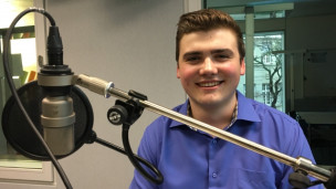 Audio «Kevin Huguenin, Bestatter: «Ich bin ein fröhlicher Mensch»» abspielen.