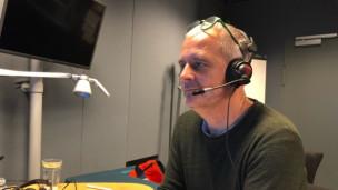 Audio «Kai Strittmatter: «Ich will den Leuten in den Hintern treten»» abspielen.