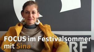 Audio «Focus im Festivalsommer: Sina» abspielen.