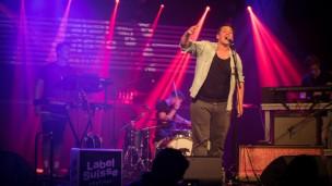 Audio «Live-Highlights vom Label Suisse Festival in Lausanne» abspielen.