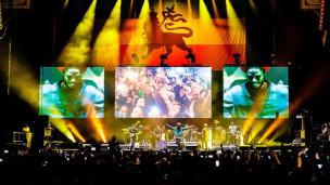 Audio «Chronixx und Protoje schreiben Reggae-Geschichte in London» abspielen.