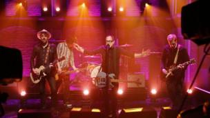 Audio «The Hold Steady: Springsteen ohne Stadion» abspielen.