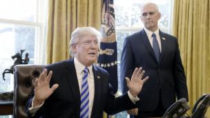 Audio «Blamage für Trump: «Obamacare» bleibt» abspielen.