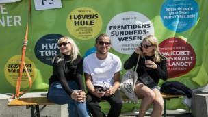 Audio «Demokratiefestivals in Skandinavien: wo Volksnähe zelebriert wird» abspielen.