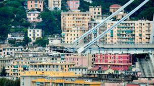 Audio «Brücken-Einsturz in Genua: Viele offene Fragen» abspielen.