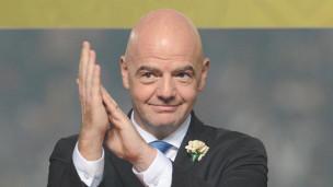 Audio «Plant Infantino den Ausverkauf der Fifa-Rechte?» abspielen.