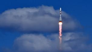 Audio «Russland im Weltall - einst und heute» abspielen.