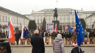 Audio ««Gut möglich, dass die Polarisierung in Polen weiter zunimmt»» abspielen.