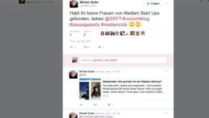 Audio «Medientalk: Der kleine Unterscheid» abspielen.