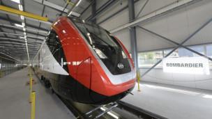 Audio «Jetzt kommen die neuen SBB-Doppelstockzüge von Bombardier» abspielen.