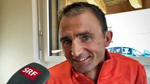 Audio «Extrembergsteiger Ueli Steck vor neuem Rekord» abspielen.