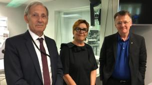 Audio ««Im Wallis ist es nicht einfach, Oppositionspolitik zu betreiben»» abspielen.
