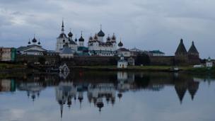 Audio «Kreml und Kirche auf dem Solovetsky-Archipel» abspielen.