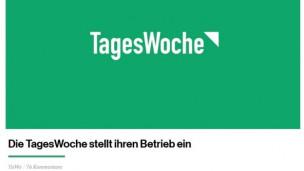 Audio «Nach dem Aus der Tageswoche: wie geht es weiter in Basel?» abspielen.