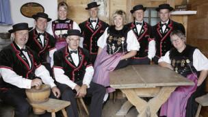 Audio ««Wir jodeln hochdeutsch»» abspielen.