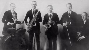 Audio «Die erste Jazz-Schallplatte vor 100 Jahren» abspielen.