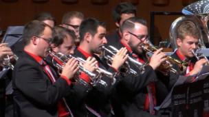 Audio «Liberty Brass Band trifft Engel-Chörli Appenzell» abspielen.