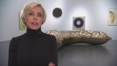 Laschar ir audio «Il Muzeum da la very strong woman».