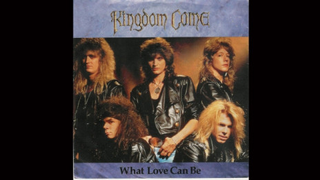 Laschar ir audio «Kingdom Come: «What love can be»».