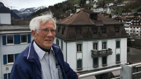 Laschar ir audio «L'art da la translaziun - Martin Fontana vegn undrà per la bibla sursilvana».