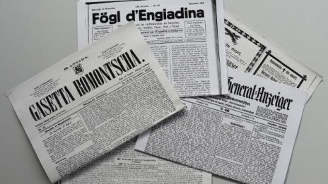 Laschar ir audio «L'atun 1918: la «Babilonia dil mund»».