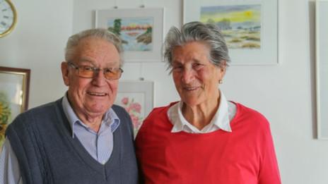 Laschar ir audio «Sofia e Martin Vinzens – Mintgin dovra sias libertads».
