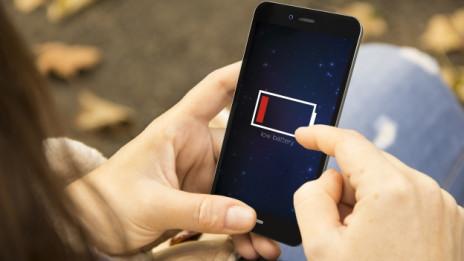 Audio «So hält die Smartphone-Batterie länger» abspielen.