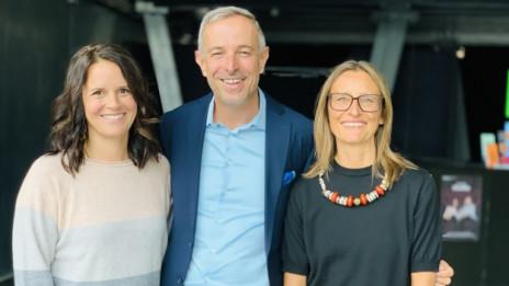 Audio «Sängerin und Schriftstellerin: Caroline Chevin und Irène Mürner» abspielen.