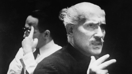 Audio «Arturo Toscanini: Spezialdiskothek zum 150. Geburtstag» abspielen.