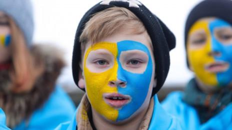 Audio «Die Ukraine: Zwischen NATO und Grossem Bruder» abspielen.