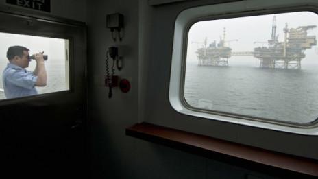 Audio «Erdöl aus dem Mittelmeer?» abspielen.
