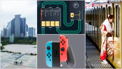Audio «Shenzhen und Tokyo, Schaltkreis und Kontroller» abspielen.