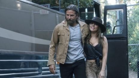 Audio «Lady Gaga und Bradley Cooper stürmen die Charts» abspielen.
