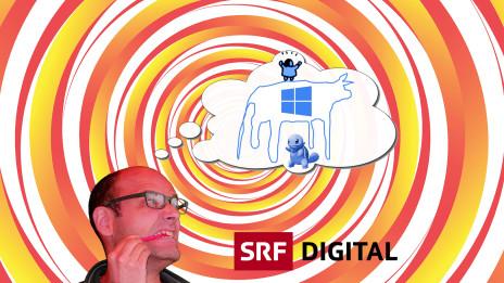 Audio «Facebook: Mord real und Realität virtuell - muuuh!» abspielen.