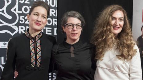 Audio «Filmemacherin Petra Volpe: «Ich lebe meinen Traum»» abspielen.