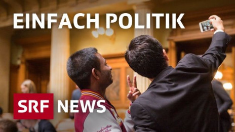Audio «Einfach Politik: Braucht es einen «Schweizer Islam»?» abspielen.