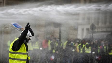Audio ««Kein Profil»: Der Soziologe über Protestbewegung «Gilets Jaunes»» abspielen.